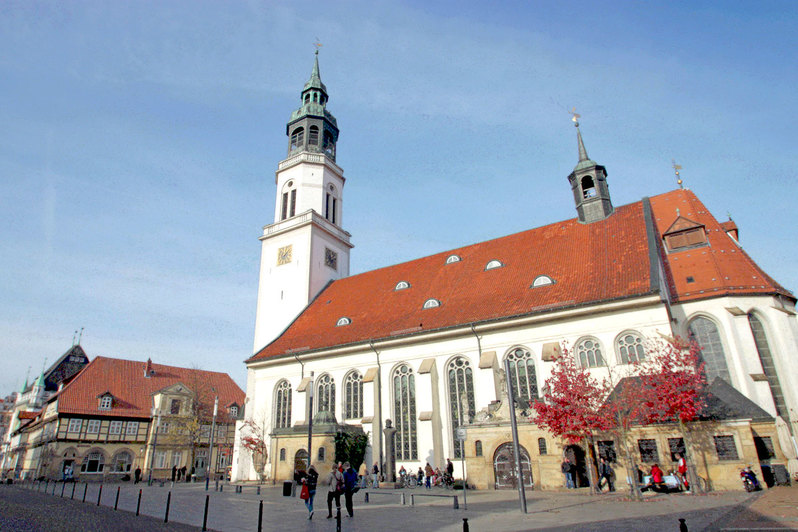Kirche St. Marien in Celle