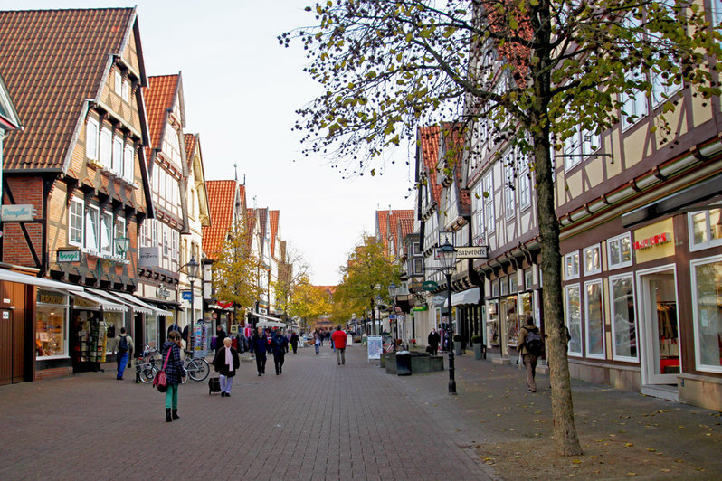 Shopping Celle