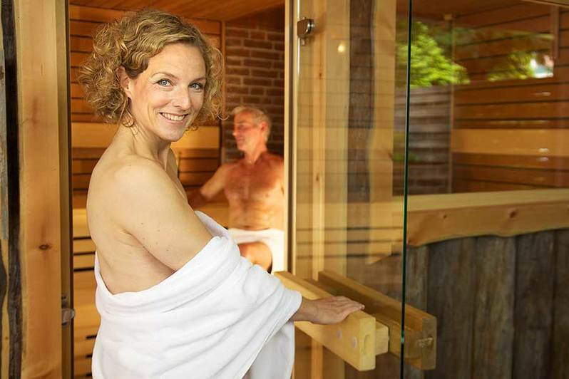 Wellness Sauna Hotel Sellhorn