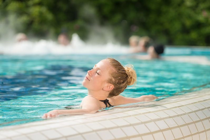 Jod-Sole-Therme Bad Bevensen Aussen