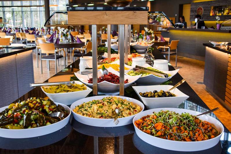 Restaurant-Buffet