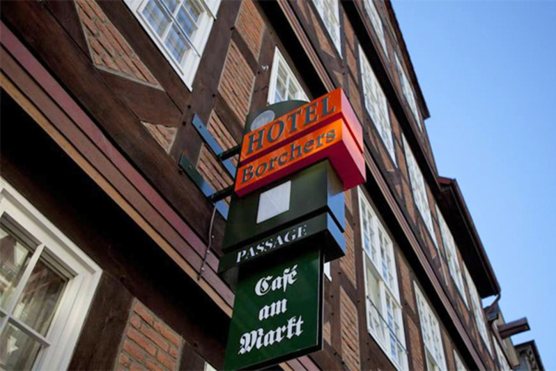 hotel borchers online buchbar in celle
