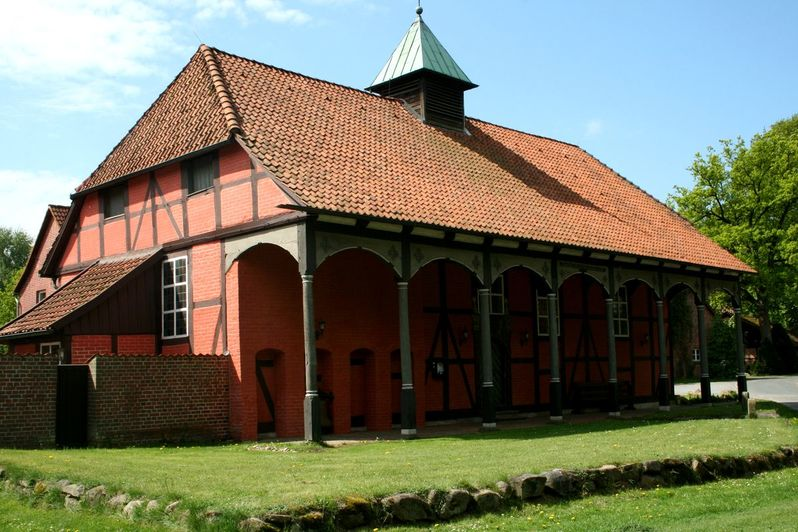 Stechinelli-Kapelle in Wieckenberg