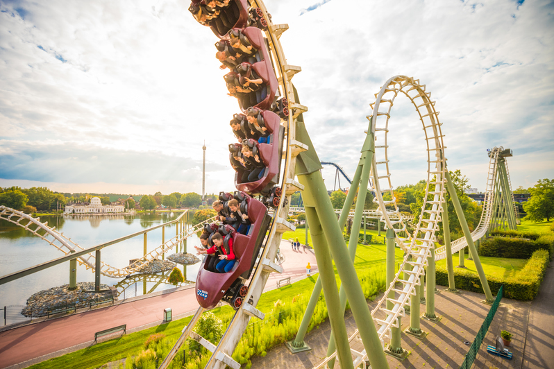 Big Loop im Heide Park Soltau
