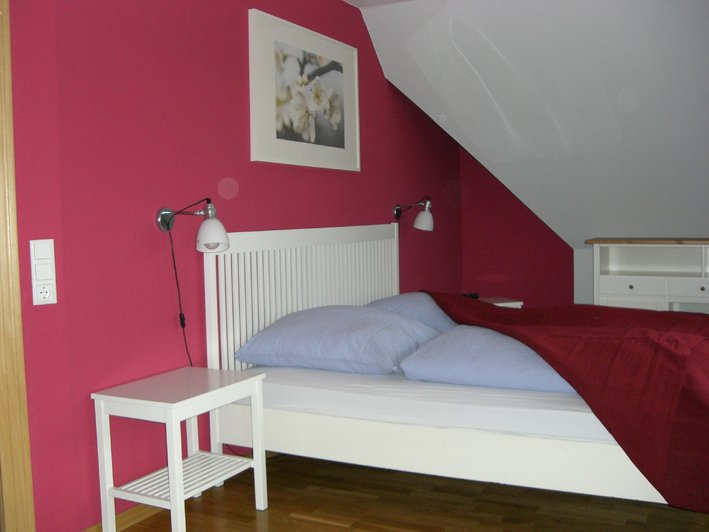 the cosy home  -Gästezimmer-